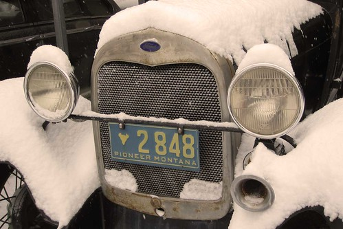Snowy Model A