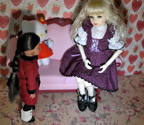 Fina and Valentine
