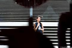 Ombre chinoise sur jolie asiatique (Reibenberg) Tags: city shadow woman asian restaurant town nikon femme transport steps tram australia melbourne victoria ombre yarra tramway marche ville senora ombrechinoise australie chinoise asiatique oceania ocanie yarratram d700 reibenberg tramrestaurant
