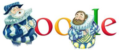 Google Jan Werich Doodle