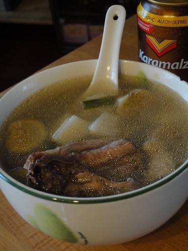 1000207_山藥香菇雞腿湯