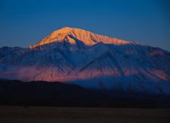 Sunrise at Mount Tom, Sierra Nevada, California, USA (Xindaan) Tags: 1685 1685mm 2010 78mm afs1685mm afs1685mmf3556gvr afsnikkor1685mmf3556gvr alpenglow alpenglühen berg bishop buttermilkcountry california d300 dixonlanemeadowcreek dämmerung gebirge graduatedneutraldensity granit granite grass grauverlaufsfilter himmel landscape landschaft licht light meadow morgen morning mounttom mountain mountainrange mountains ndgrad natur nature nikkor nikon nonurbanscene outdoors owensvalley plant rock schnee sierranevada singhray snow sonnenaufgang sonnenlicht stein sunlight sunrise us usa unitedstates wasser water wiese winter beautyinnature black blau blue dawn f56 geotagged nopeople orange red scenery scenics schwarz sky