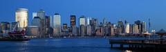 Jersey City - Exchange Place - Manhattan View (Rubens Guelman - Flickr) Tags: lowermanhattan viewhudsonriverandlowermanhattan