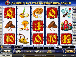 From Russia with Love slot game online review