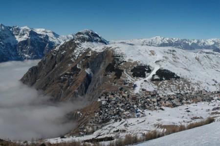 Les 2 Alpes – aktuální report