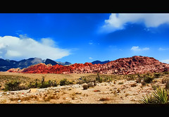 Red Rock Canyon (*Arianwen*) Tags: redrockcanyon usa nature rock landscape desert nevada canyon rockformations arianwen mygearandme