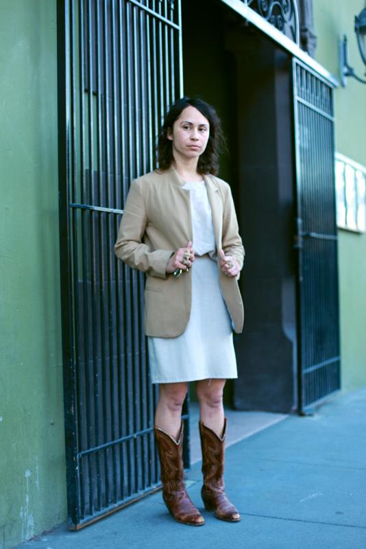 zenaida - san francisco street fashion style