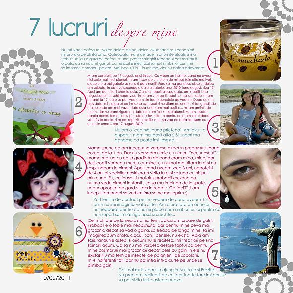 7 lucruri