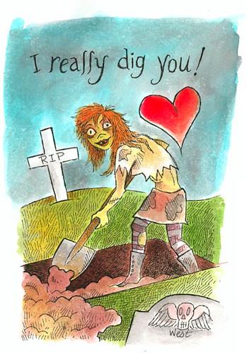 (Zombie Valentine #4)