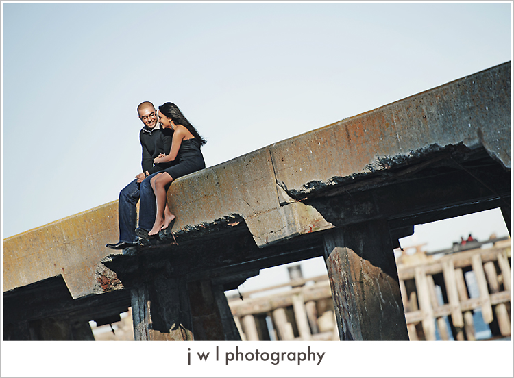 reena_shaun_79 Fort Point Engagement