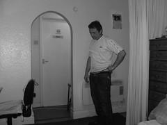 Ray photo shoot 2011 (friskierisky) Tags: blackandwhite man colour guy cool ray apartment flat hunk livingroom jeans hero superhero highdefinition friskie fellow leatherjacket chap handsomeman heartthrob 2011 recentpics allsizes downloadable seriousman sternface friskierisky allnewray angrychap