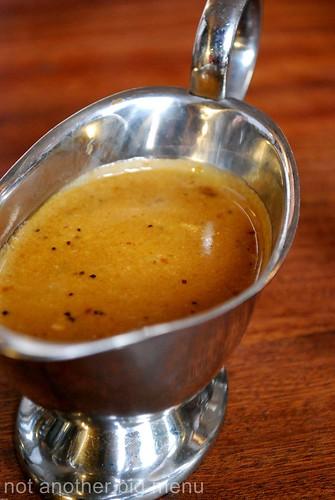 Hawksmoor, Spitalfields - Peppercorn sauce