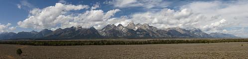 Teton Range, Grand Teton National Park, Wyoming