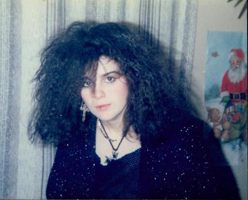 Janice Docherty 1985