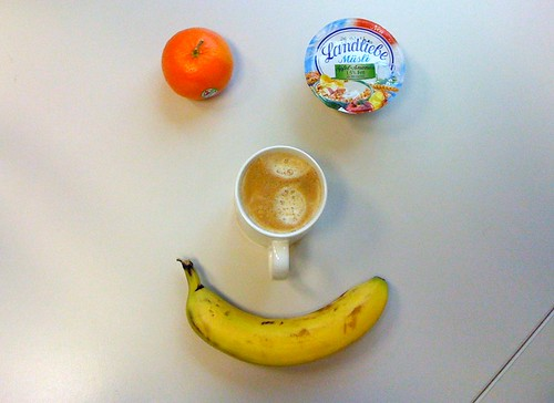 Landliebe Müsli Apfel-Ananas, Clementine & Banane
