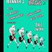 Hannah J gig poster