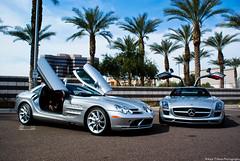 Mercedes-Benz SLR McLaren  SLS AMG Photoshoot (Alex Tillman Photography) Tags: arizona slr cars alex coffee photography mercedes benz photo shoot doors photoshoot parking lot mclaren mercedesbenz scottsdale biltmore alexander clifton tillman sls amg valet gullwing merc tazkar tazkar3