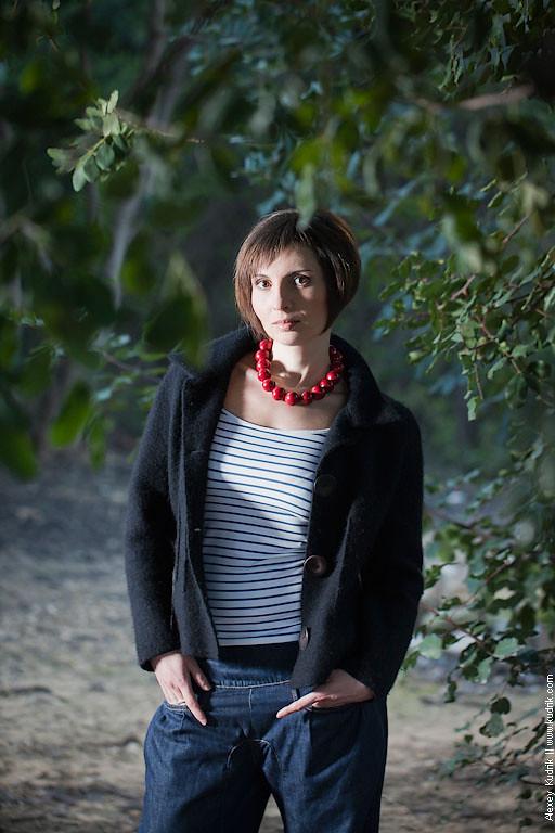 One day with stylist Alyona Stoev