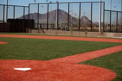 Kids Field at Talking Stick (Dru Bloomfield - At Home in Scottsdale) Tags: playground camelbackmountain baseballfield baseballstadium homeplace artificialturf athomeinscottsdale talkingstickfields