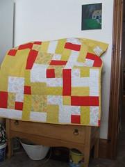Paddington quilt