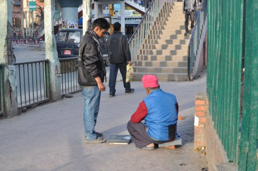 Weighing In on Small Entrepreneurs in Nepal