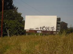 (Pastor Jim Jones) Tags: graffiti highway north billboard 101 lcm