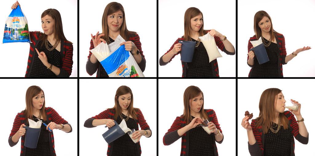 30 Rock How To : Milk Bags