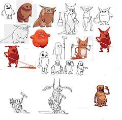 critter sheet 1