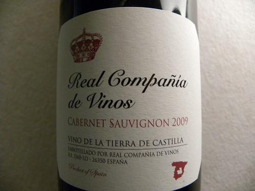 Real Compañia de Vinos Cabernet
