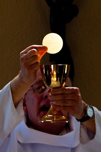 Eucharist Elevation