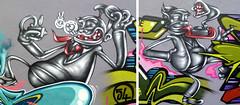 Sunday freestyle session (Seprello) Tags: bristol graffiti crew ask piro soker sepr hemper