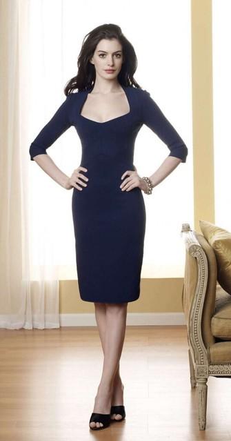 Anne Hathaway by britishtea2075