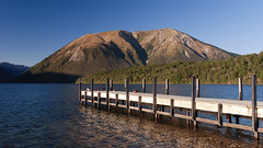 Calm morning at Lake Rotoiti Photo