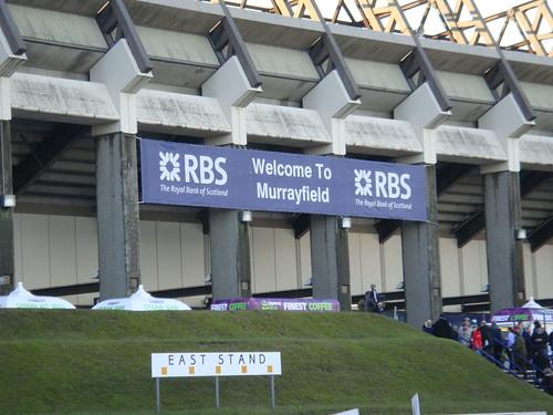 Bienvenida a Murrayfield