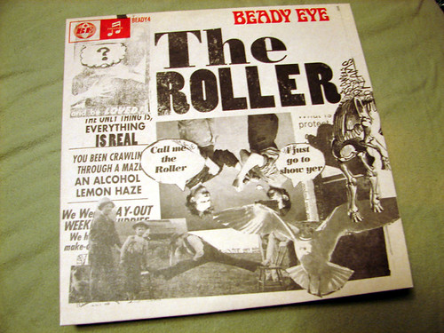 "Beady Eye - ""The Roller"""