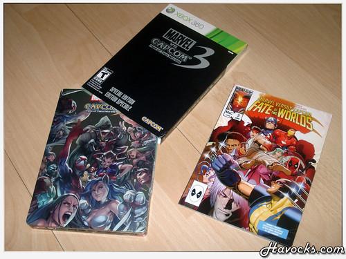 MvC3 - Edition Speciale - 02
