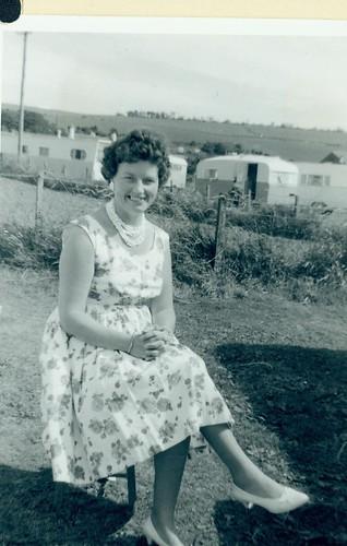 Valerie McCreath at Maidens 1960s