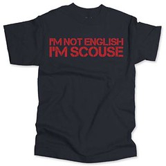 Not English Scouse