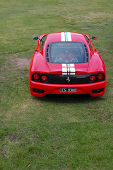 360 CS (Tom | Fraser) Tags: grass melbourne 360 ferrari ferrari360
