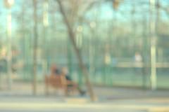 Viendo padel desde el banquito Blur EXPLORE día 24/02/11 THANKS