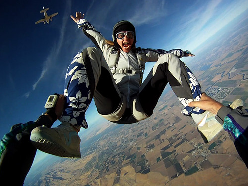 GoPro SkyDiving by GoPro Photos