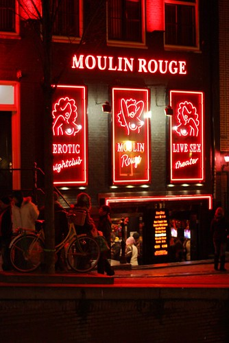 Moulin Rouge d'Amsterdam