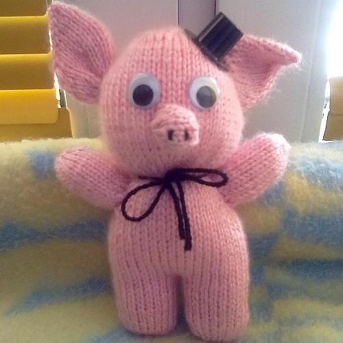 Top-hat piglet 1