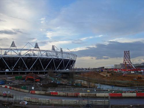 Olympic Stadium - February 2011