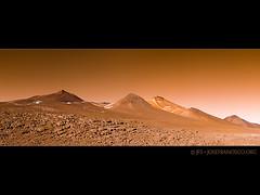 Martian Landscape (josefrancisco.salgado) Tags: chile panorama snow photoshop nikon desert nieve hill desierto nikkor cl loma sanpedrodeatacama d3s 2470mmf28g provinciadeelloa