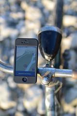 110226_Wanderer-2_DSC_1584 (monochromblog) Tags: berlin apple bike bicycle river munich münchen phone 4 3g german 28 isar iv fahrrad wanderer 3gs 4g silicone iphone silikon zoll altes fahrer herrenrad ledersattel stempelbremse