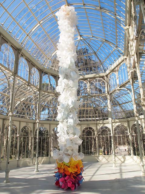 El Palacio de Cristal, Madrid