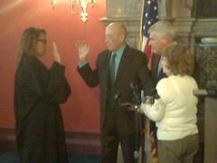 Kirwan Swearing-in