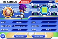 iPhone Baseball '11