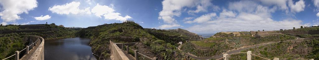 Presa del Hormiguero, Santa María de Guía. Isla de Gran Canaria